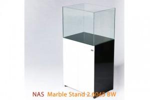 [NAS] 6045 마블 2 하이그로시 스탠드 (블랙&화이트)