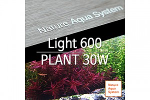 [NAS] LED 조명 600 (수초용, 30w)